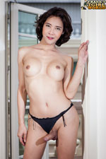 Paie  penthouse paie  horny paie is a hot tall thai tranny with